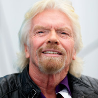 Richard Branson is training to become an astronaut