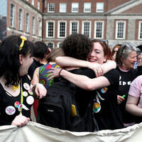 The turnout for the Eighth referendum is higher than the same-sex marriage vote