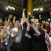 Tears, relief and pride: A day in the RDS count centre