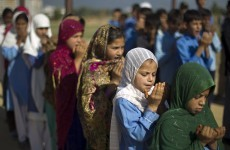 Pakistani boy, 13, set fire to himself because parents couldn't afford school uniform