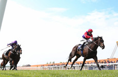 Romanised pulls off 25-1 Guineas shock at the Curragh