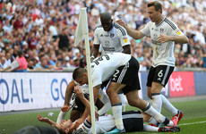 Heartbreak for Aston Villa, as Fulham earn Premier League promotion