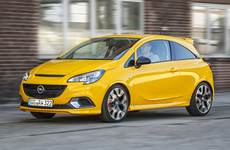 Opel has released details of the new Corsa GSi 'warm hatch'