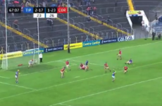 Another couple of stunning Semple Stadium saves by Cork's Nash to add to his collection