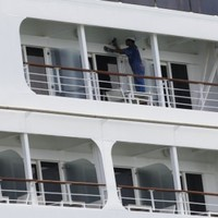 Passengers recall 'party time' on board stricken cruise ship after engine fire