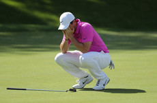 'It's very close': McIlroy adamant he can get back into the swing of winning titles