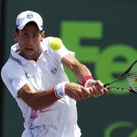 Djokovic king at Key Biscayne