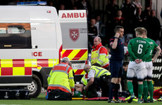 Bray Wanderers issue update on serious injury to 19-year-old McGovern