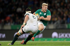 Stuart Olding signs two-year contract with French side Brive