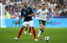 As it happened: France v Ireland, international friendly