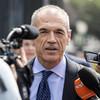 Italy in crisis: 'Mr Scissors' picks his caretaker cabinet as fresh elections loom