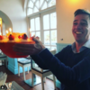 The Brennan brothers gifted Ryan Tubridy a big bowl of jelly and ice cream for his birthday because he loves it so much