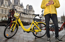 Why this $3bn Chinese bike-sharing firm won't be launching in Ireland any time soon