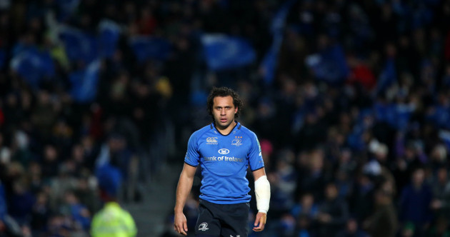 'It should be easier second time round': Nacewa bids emotional farewell in open letter to Leinster
