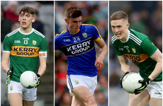 Kerry's new kids on the block - 'There was kind of a rallying cry at home to introduce young blood'