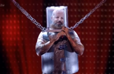 Viewers watching the escapologist on last night's Britain's Got Talent were very stressed out