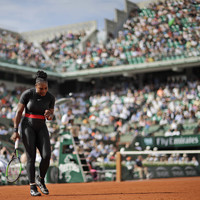Serena Williams made to work for win on grand slam comeback