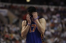 Linsanity is officially over as Jeremy Lin will have season-ending knee surgery