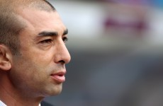 My future is not important, says Di Matteo