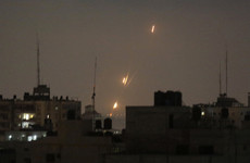 Israel says it strikes 25 Hamas 'military targets' in air raids in the Gaza Strip