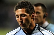 Gavin Henson sacked by Cardiff Blues after drunken incident on flight