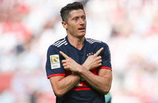 Robert Lewandowski's agent confirms he wants to leave Bayern Munich