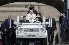 Papal visit: State planning to spend almost €3 million on security staff and equipment