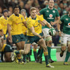 Australia's Reece Hodge believes Ireland are 'the form team in the world'