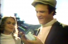 WATCH: Possibly the most Oirish TV ad from 1979 you'll see today