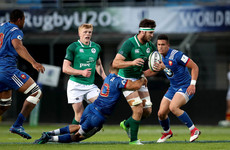 As it happened: Ireland v France, World Rugby U20 Championship