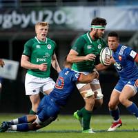 As it happened: Ireland v France, World Rugby U20 Championship