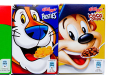 Poll: Should there be a ban on using cartoon characters to promote unhealthy food?