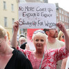 Photos: Protests take place around the country over CervicalCheck controversy