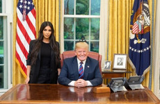 Trump holds meeting with Kim Kardashian days away from historic summit with North Korea leader