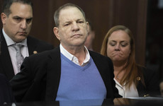 Harvey Weinstein indicted on rape and criminal sex act charges