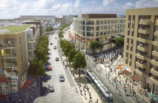 Ireland's biggest urban development has been given the green light for Cherrywood