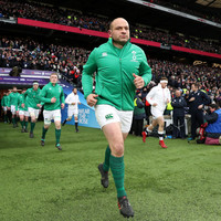 Rory Best ruled out of Ireland's tour of Australia with hamstring injury