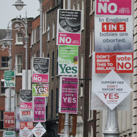 Today's the final day for referendum posters to be removed