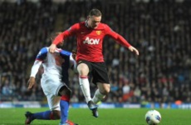 As it happened: Blackburn Rovers v Manchester United, Premier League