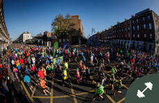 Thinking of running this year's Dublin Marathon? You're too late...