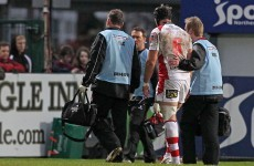 Ulster 'worried' about Ferris ankle injury