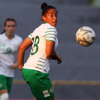 Ireland striker's journey back to international football after three ACL injuries by the age of 21