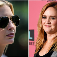 Comedian Samantha Bee apologises for calling Ivanka Trump a 'feckless c***'