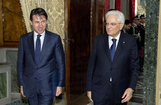 Populist leader sworn in as Italian prime minister