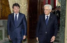 Populist leader sworn in as Italian prime minister