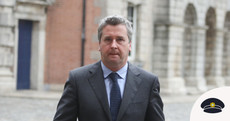 Philip Boucher-Hayes says that Callinan told him McCabe had done 'horrific things... the worst kind'