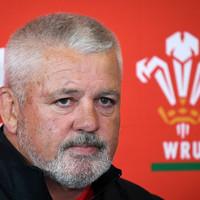Gatland slams 'bitter and twisted' critics ahead of Wales-Springboks US Test