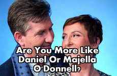 Are You More Like Daniel Or Majella O'Donnell?