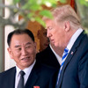 Trump says meeting with North Korea is back on after Kim's 'very nice' letter