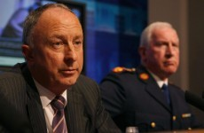 "Garda Commissioner says ""major investigation"" into Anglo underway"